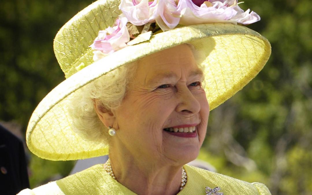 Même la reine d'Angleterre n'a pas le choix !